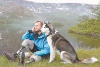 После травмы Сергей осуществил многие свои мечты, в том числе завёл собаку породы хаски. Вместе с Шером во время поездки в горы.
