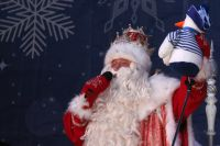 Дед Мороз из Великого Устюга.