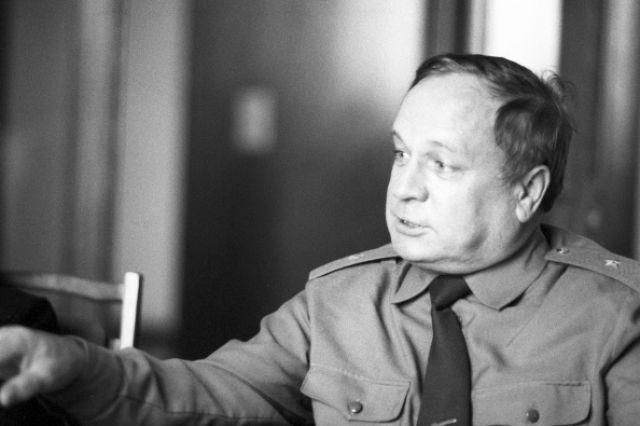 Виктор Горбатко.