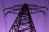подача электроэнергии прекратилась