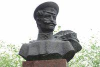 Памятник Константину Недорубову в Волгограде.