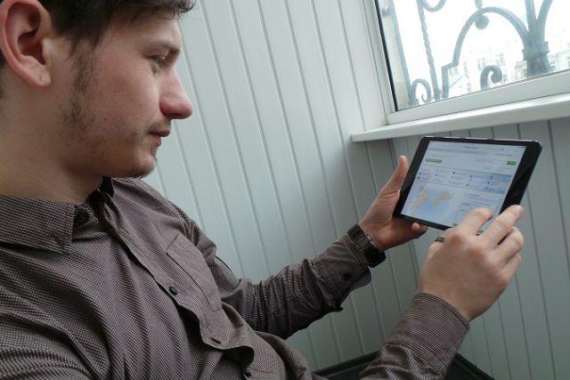 С помощью планшета можно оживить печатный текст.
