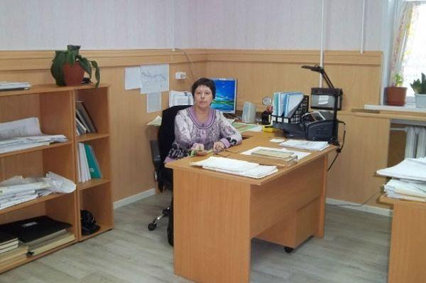 Наталья Базуева. Она такая одна...