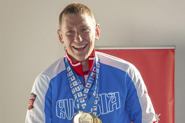 Виталий Оботин отметил, что приехал на чемпионат, чтобы улучшить свое же время.