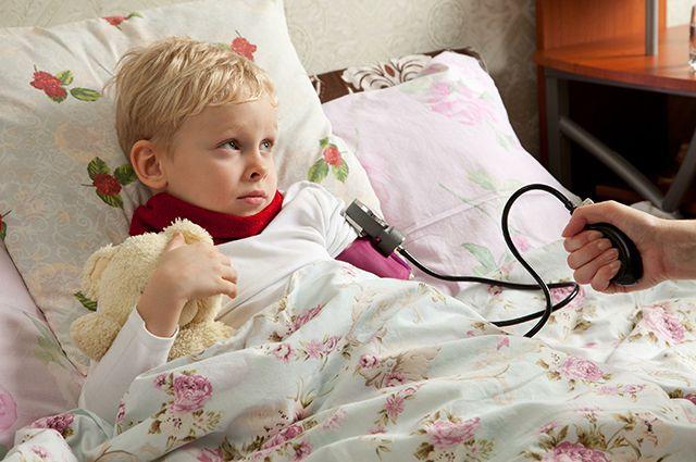 16:47 0 11 Почти 15 тысяч жителей Приангарья заболели ОРВИ Болеют и взрослые и дети