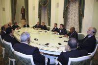 Встреча Форума стран-экспортеров газа (ФСЭГ).