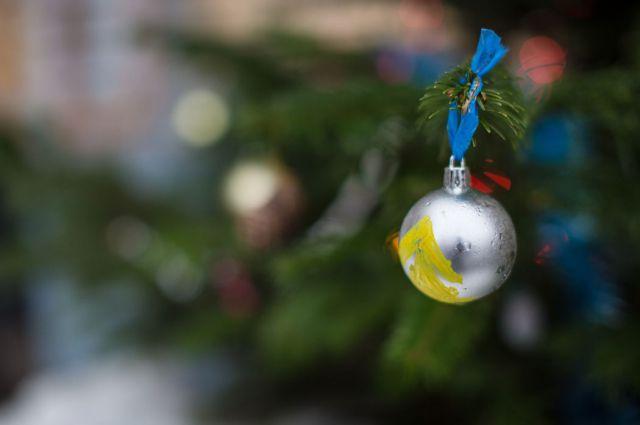 Новый год-2016 Омск отметит скромно.