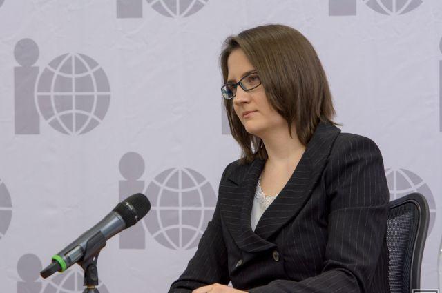 Елена Шумакова.