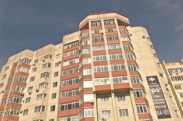 Подросток выпал с 10 этажа.