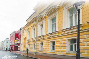 Отреставрированная Геликон-опера, по словам заммэра, настоящее чудо.