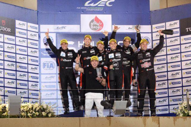 Победил экипаж №26 российской команды G-Drive Racing.