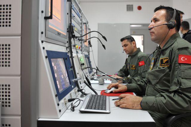 Система ПВО Турции