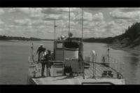 По сюжету герои путешествуют на небольшом судне.