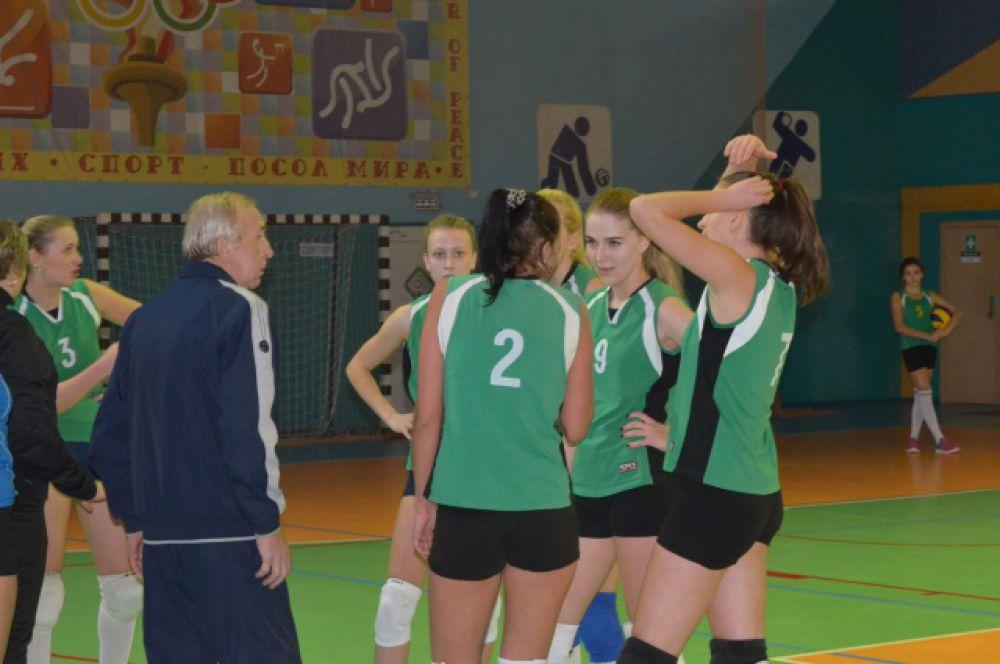 В пятый раз Кубок Валентина Салина остался в Волгодонске.