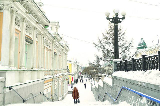 Инвестпрограмма Омска получит развитие.