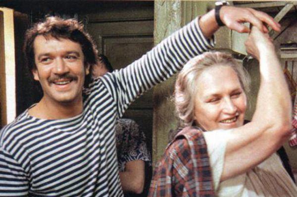 Последний фильм Нонны Мордюковой – «Мама» (1999)