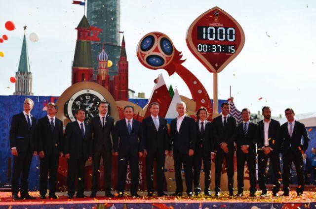 Матчи мирового первенства пройдут в 11 городах России.