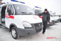 В Омске пятилетний малыш попал под колёса иномарки.