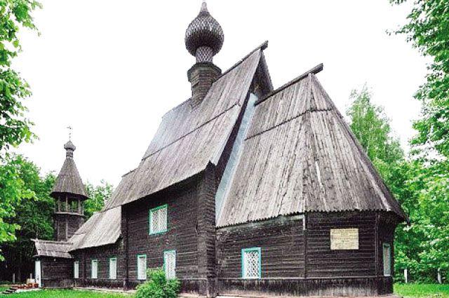 Незадолго до пожара Успенская церковь была полностью отреставрирована с внешней стороны.