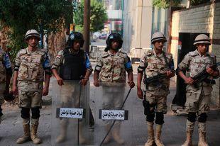 Вместе с морем и солнцем гостей Египта ждут солдаты, кордоны и террористы недалеко от пляжей и курортов.
