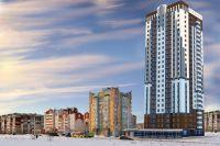 «Молодежный Делюкс» - первый небоскреб Дзержинска