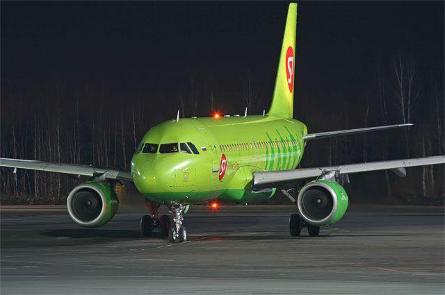 Самолёт ТУ-154 новосибирской авиакомпании разбился 4 октября 2001 года.