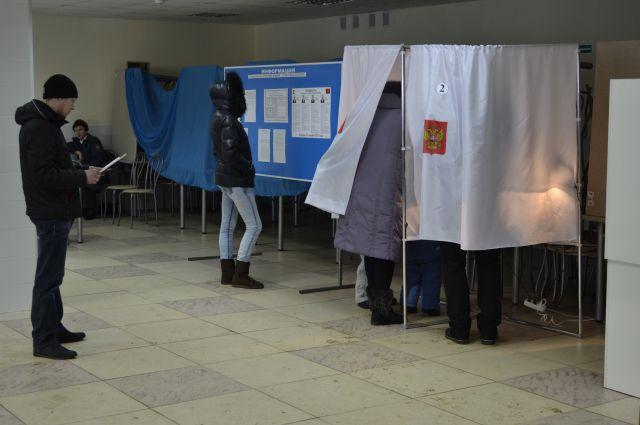 Выборы пройдут в районах.