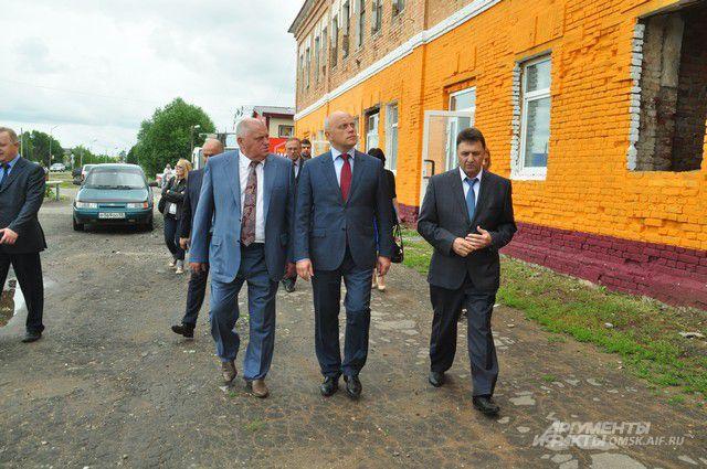 Виктор Назаров вошёл в десятку глав регионов в сфере ЖКХ.