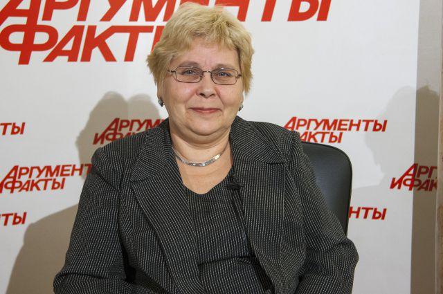 Татьяна Воробьева.