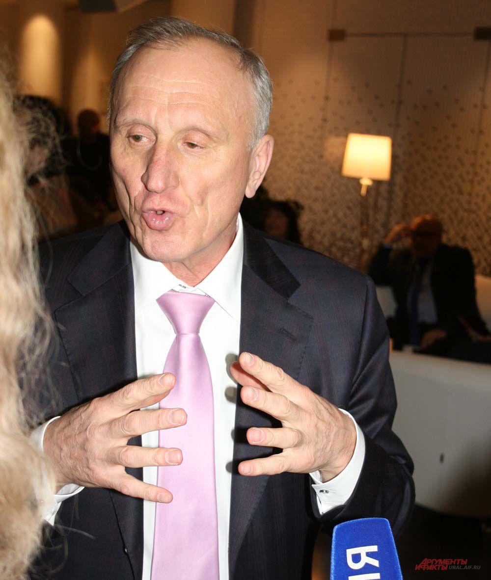 Геннадий Бурбулис: «Борис Ельцин показал себя выдержанным политиком».