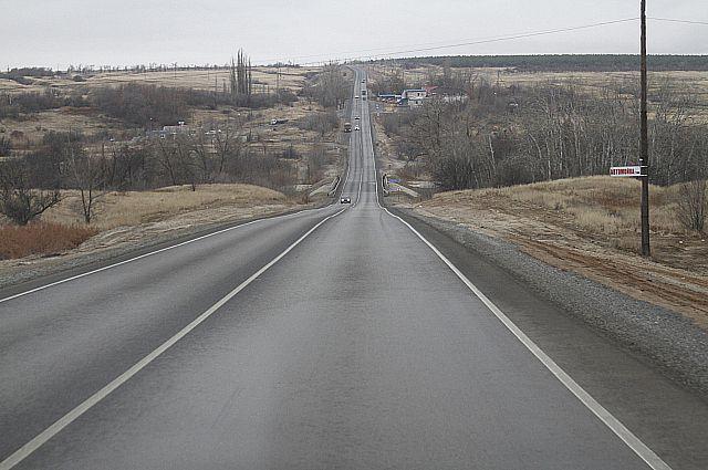 По этой дороге жители поселка Ярославский смогут свободно добираться до районного центра.