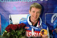 Югорчанин Алексей Волков - один из лидеров сборной России по биатлону.