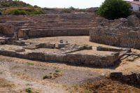 Во второй части лекции речь пойдёт об одном из главных даров Античности – театре.