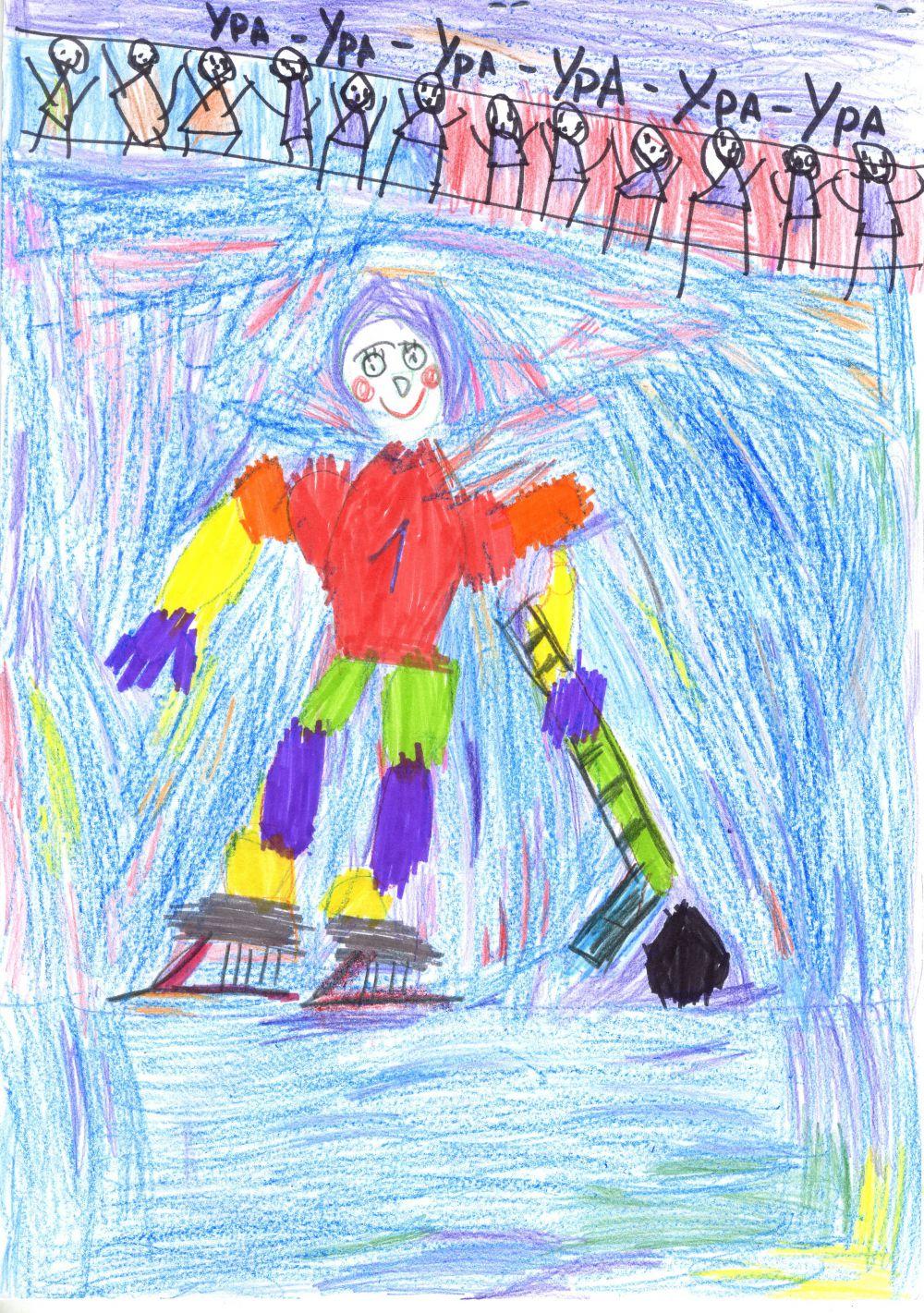 50. Шиц Андрей, 6 лет