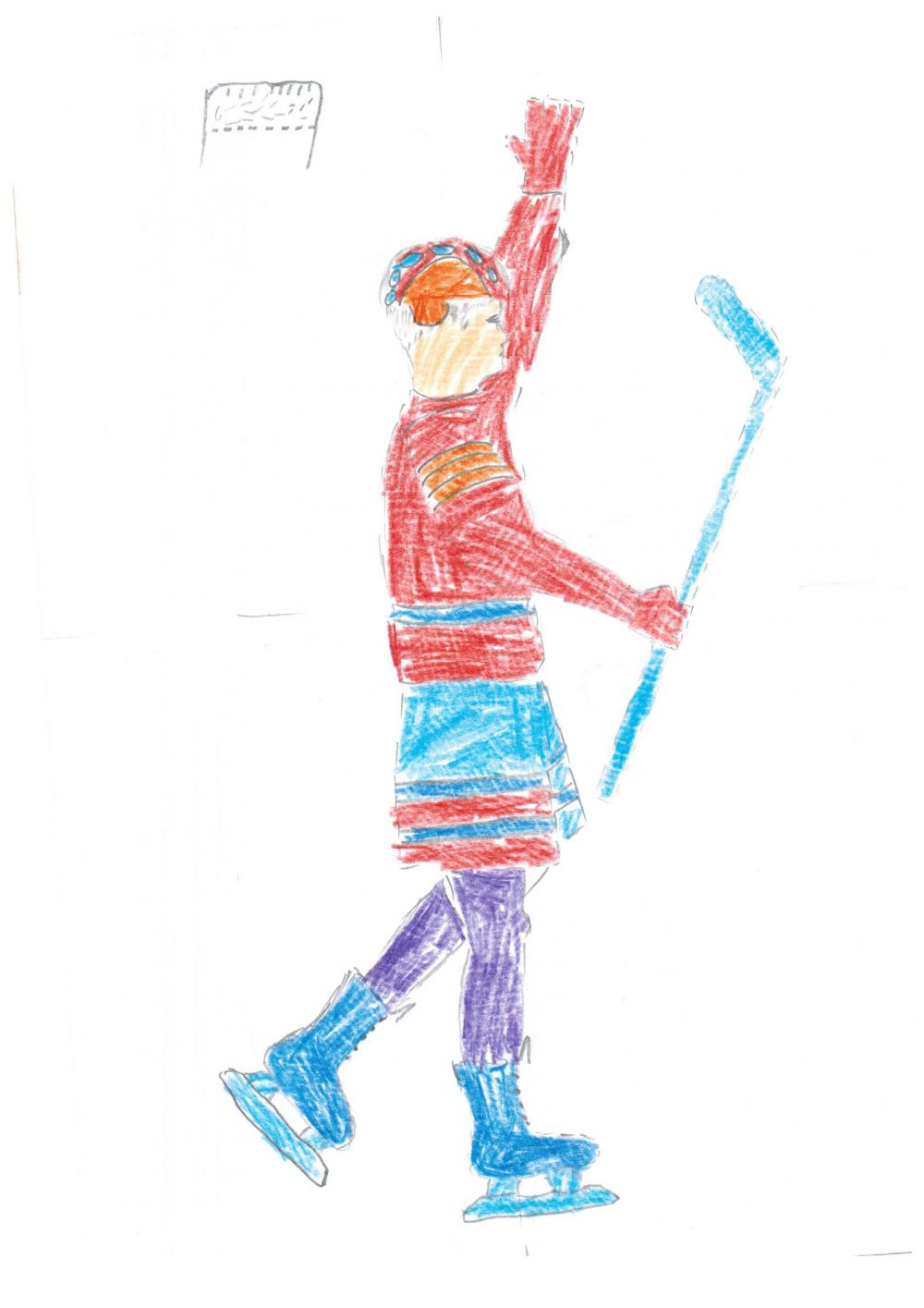 26. Шестаков Никита, 8 лет