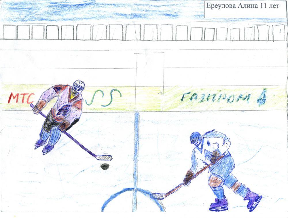 8. Ереулова Алина, 11 лет