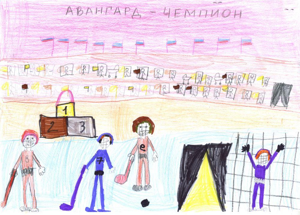 30. Михеева Екатерина, 7 лет