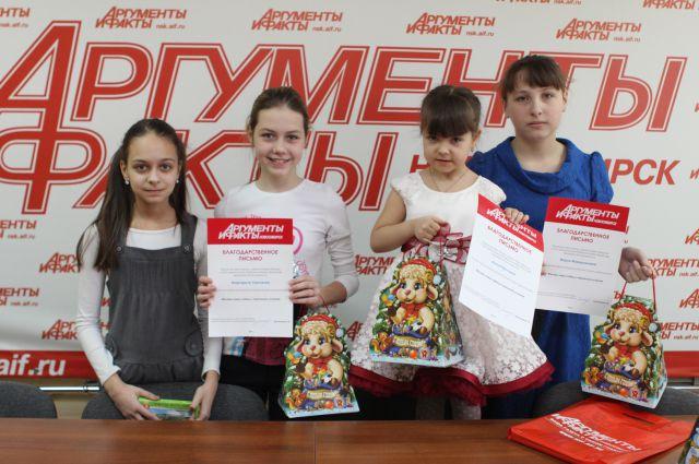 Участники конкурса прошлых лет.