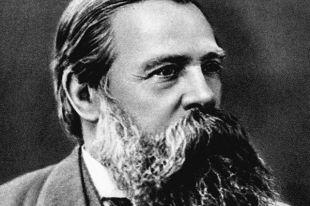 Фридрих Энгельс.