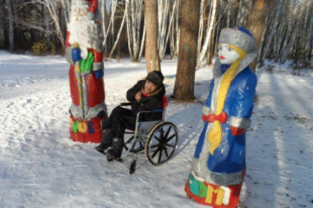 Саша ждет возможность заработать, как новогоднее чудо.