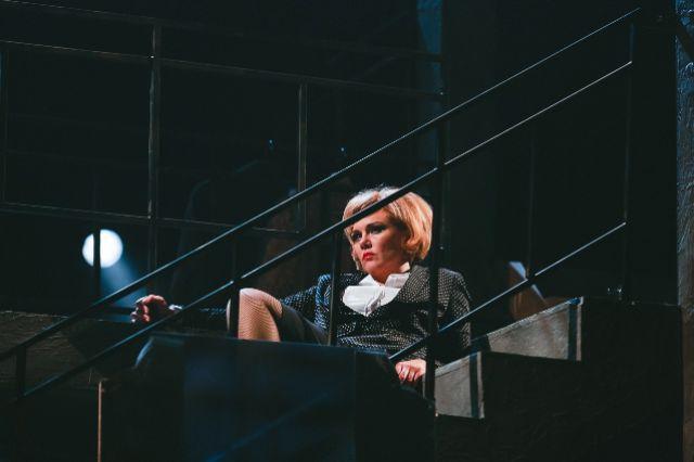 Сцена из спектакля «Жанна».