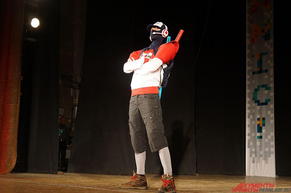 Комикс-конвенция «Коммикс» и фестиваль современной визуальной культуры «Panic`15» состоялись на территории Дворца Молодежи в воскресенье, 29 ноября.
