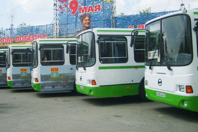 В Омске общественный транспорт заработал в штатном режиме.