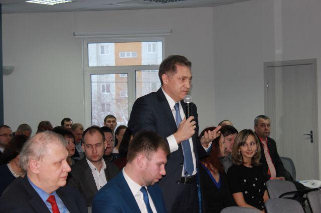 26 и 27 ноября Ноябрьский форум проходил в областном центре.