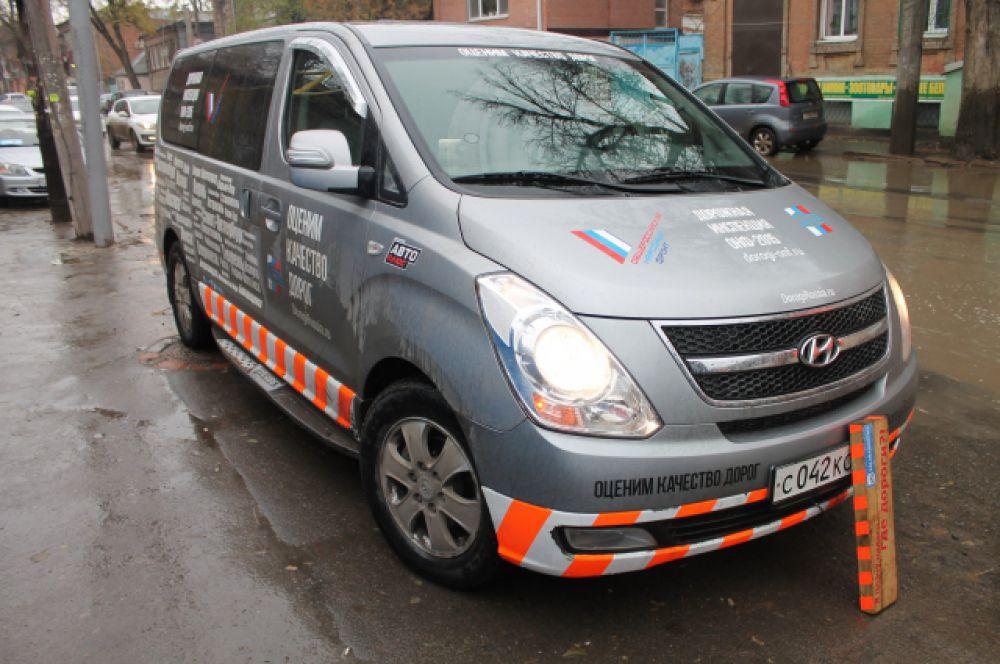 Представители ОНФ в Ростовской области в очередной раз проверили качество дорог в регионе.
