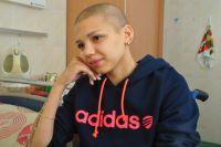 «Я очень хочу жить и буду бороться», - говорит Ангелина.