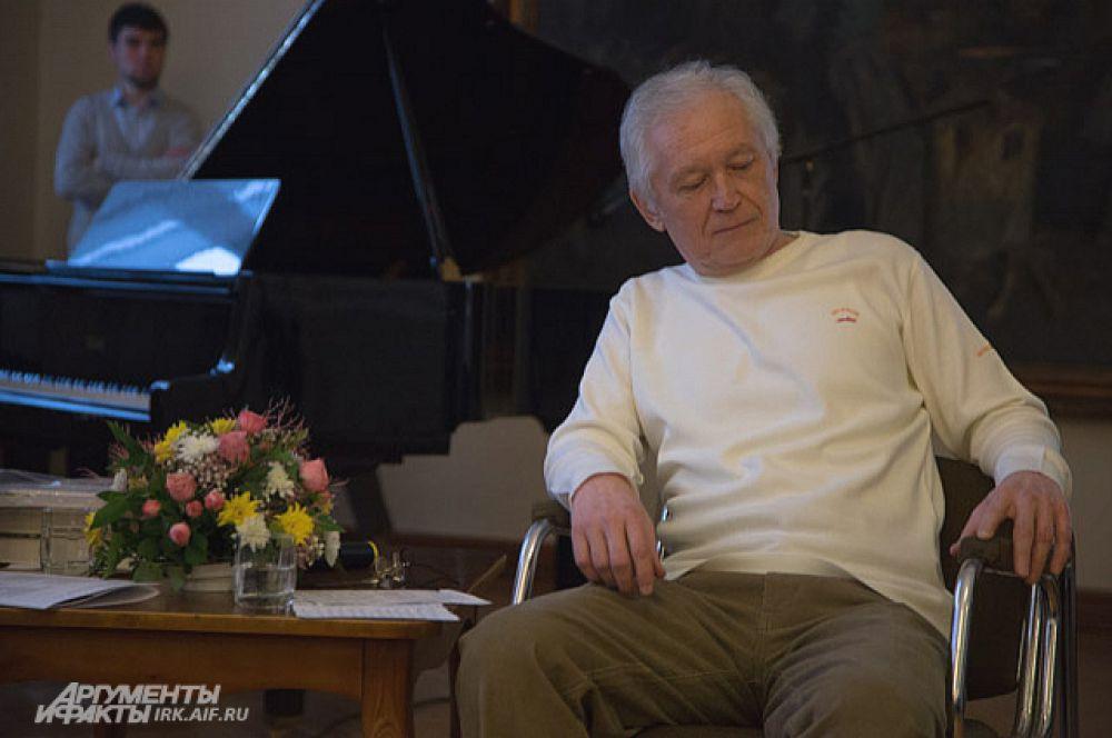 Сергей Медведев.