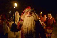 Омичи смогут изготовить подарки для родных в мастерской Деда Мороза.