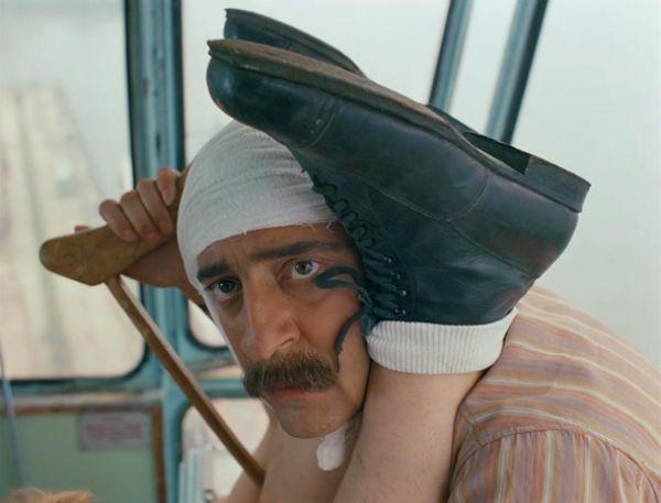 В 1992 году он блестяще сыграл главную роль в фильме Николая Досталя «Маленький гигант большого секса». А в двухтысячных артист дважды воплощал на киноэкране образ Иосифа Сталина.