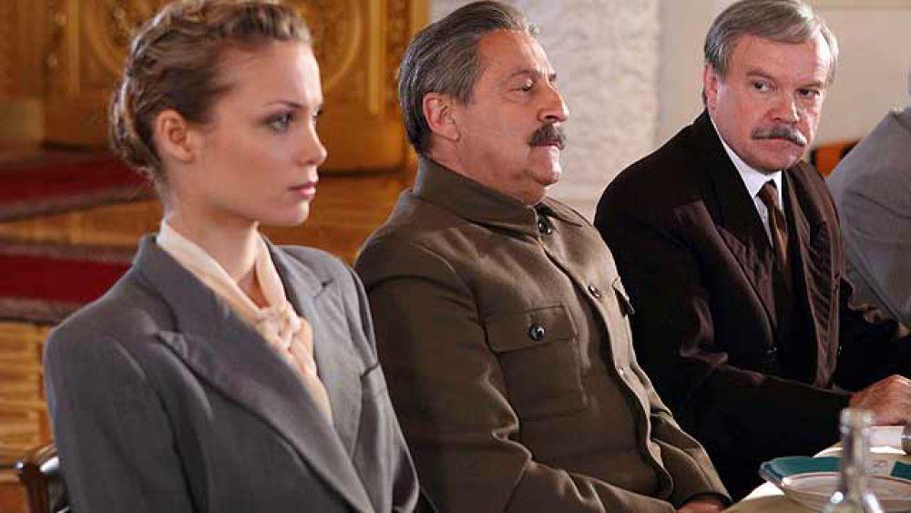 Геннадий Хазанов в телесериале «Фурцева», 2011.